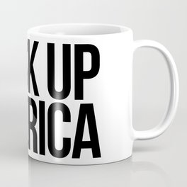 Mask Up America Coffee Mug