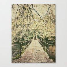 Ireland's Secret Garden Canvas Print