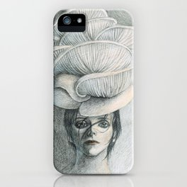 Shroom Kueen iPhone Case