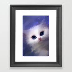 Demos Framed Art Print