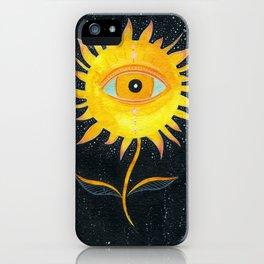 Kindred spirit iPhone Case