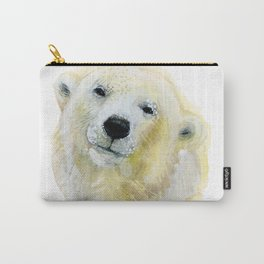 Polar Beary Carry-All Pouch
