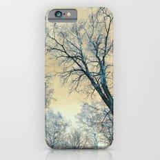 Trees nature infrared landscape Slim Case iPhone 6