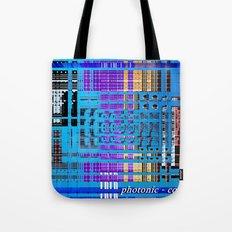 Photonic computers. Tote Bag