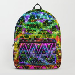 Abstract Connections Backpack