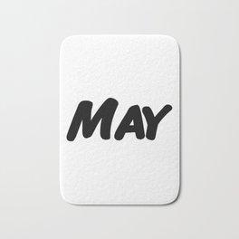 May Bath Mat
