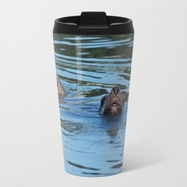 Seals Photography Print Travel Mug