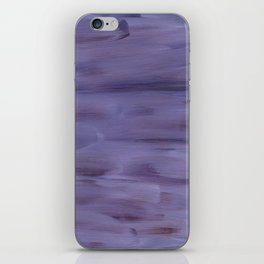 Simple Purple iPhone Skin