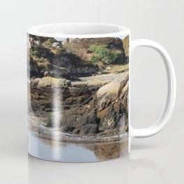 Boats at Cruit Island Donegal Coffee Mug