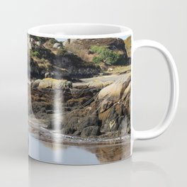 Boats at Cruit Island Donegal Coffee Mug
