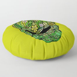 Skull Nature Floor Pillow