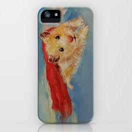 Hamster Superhero iPhone Case