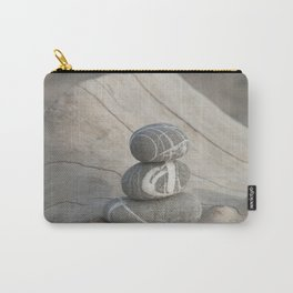 Zen pebbles stack Carry-All Pouch