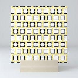 Feeling Square Mini Art Print