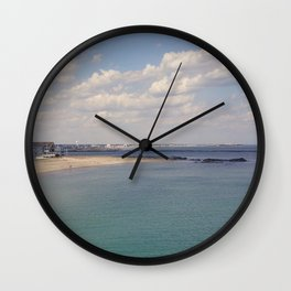 Point's End Wall Clock