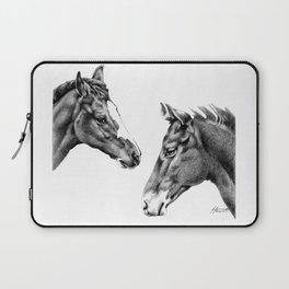Foal Friends Laptop Sleeve