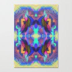 Mandala H II Canvas Print