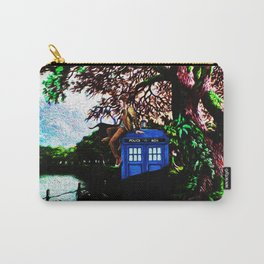 Tardis And Dr.Who 1 Carry-All Pouch