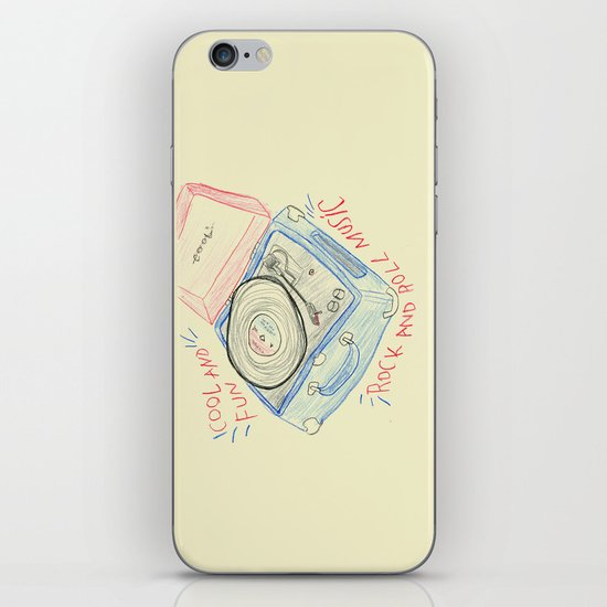 COOL & FUN iPhone & iPod Skin