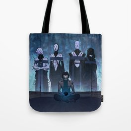 The Hellbound Heart Tote Bag