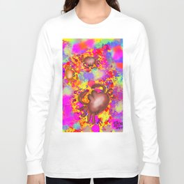 Crab Party Long Sleeve T-shirt