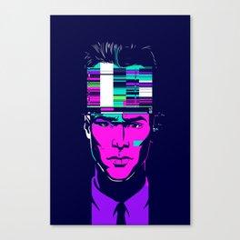 mnemonic_data_overload_ Canvas Print