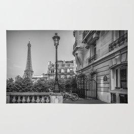 Parisian Flair | monochrome Rug