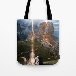 What if it ended? Tote Bag