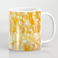 f1 Mugs featuring PP – TEX F1 by Carlos Coutinho