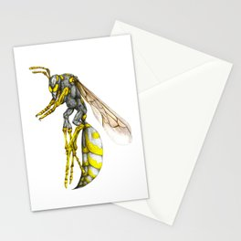 The Wasp Stationery Cards