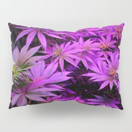 Colorado Marijuana LED Grow Lights Pillow Sham