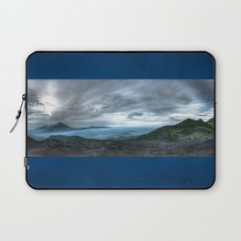 Volcanoes at large Laptop Sleeve