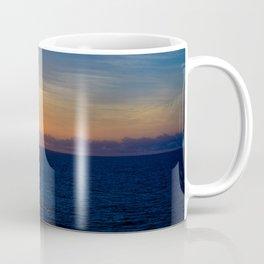 Sunset over the Timor Sea Coffee Mug
