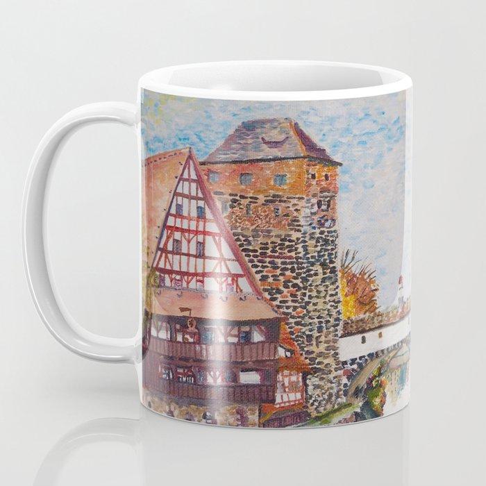 Nuremberg, Germany Coffee Mug