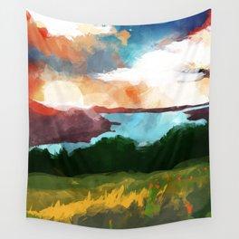 Skaneateles Lake :: Landscape Wall Tapestry