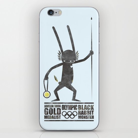 출전 CHAMPION - Olympic Dedicationg iPhone & iPod Skin