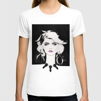 blondie T-shirts featuring Blondie by Christopher Morris