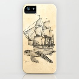 SS Terrapin iPhone Case
