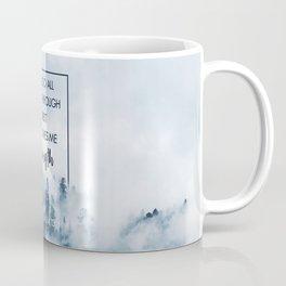 Forest Philippians 4:13 Coffee Mug