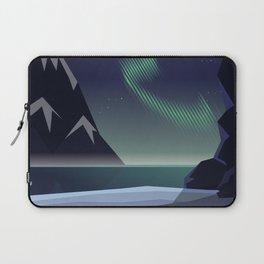 Iceland, my Love Laptop Sleeve