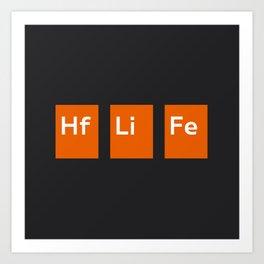 Half Life 3 confirmed Art Print