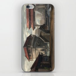 Market Place iPhone Skin