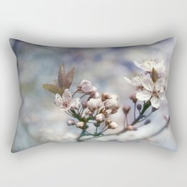 Winters' Retreat Rectangular Pillow
