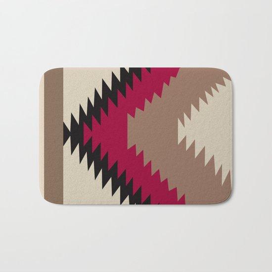 American Native Pattern No. 83 Bath Mat