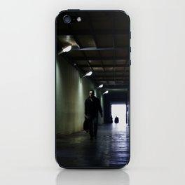 Dark Walk iPhone Skin