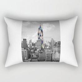 the graphic Empire Rectangular Pillow