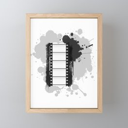 Kino Framed Mini Art Print