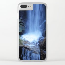 Fonias River Samothrace Greece Clear iPhone Case
