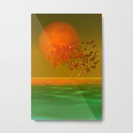 peaceful time -15a- Metal Print
