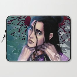 The cell I live in is in my mind Laptop Sleeve